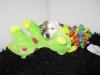 Hvalpe - 4 uger - april 2010 Coton de Tulear